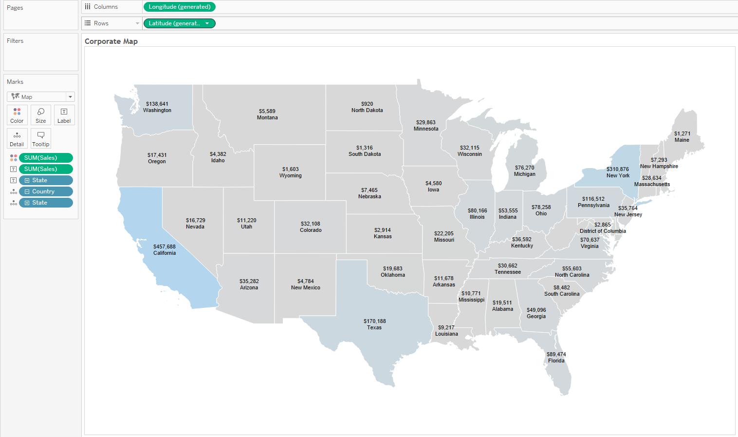 Corporate-Map