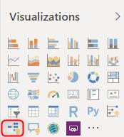 Power BI Visualizations Pane