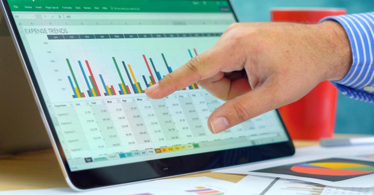 Excel Export Import Data Visualization