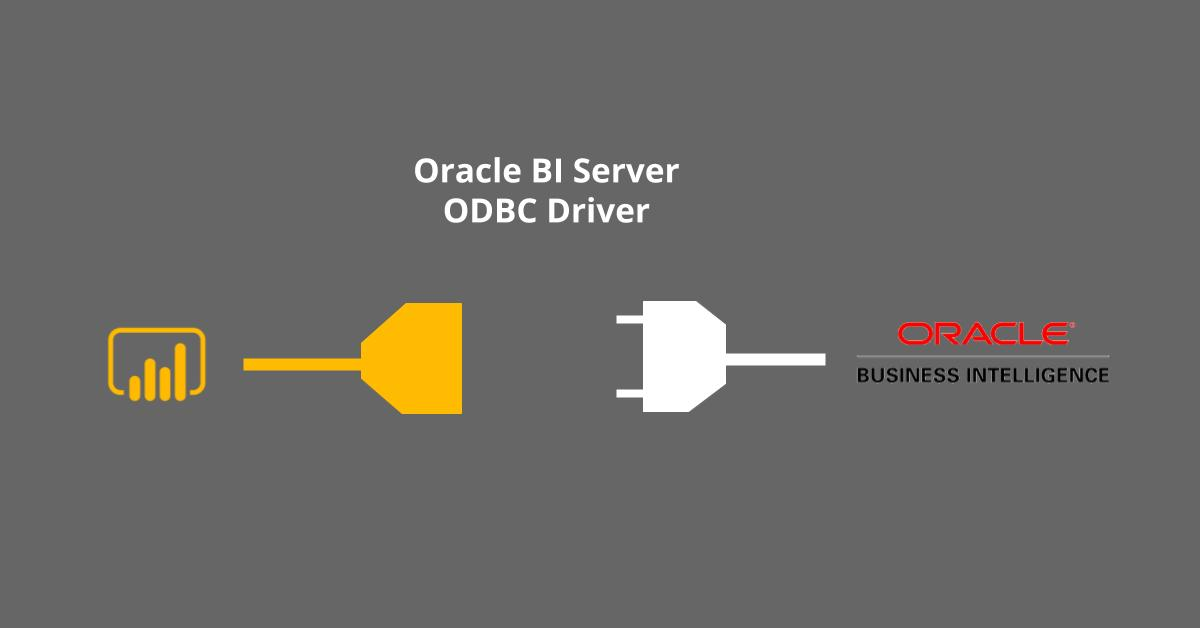 Connecting Power BI to OBIEE via Oracle BI Server ODBC Driver