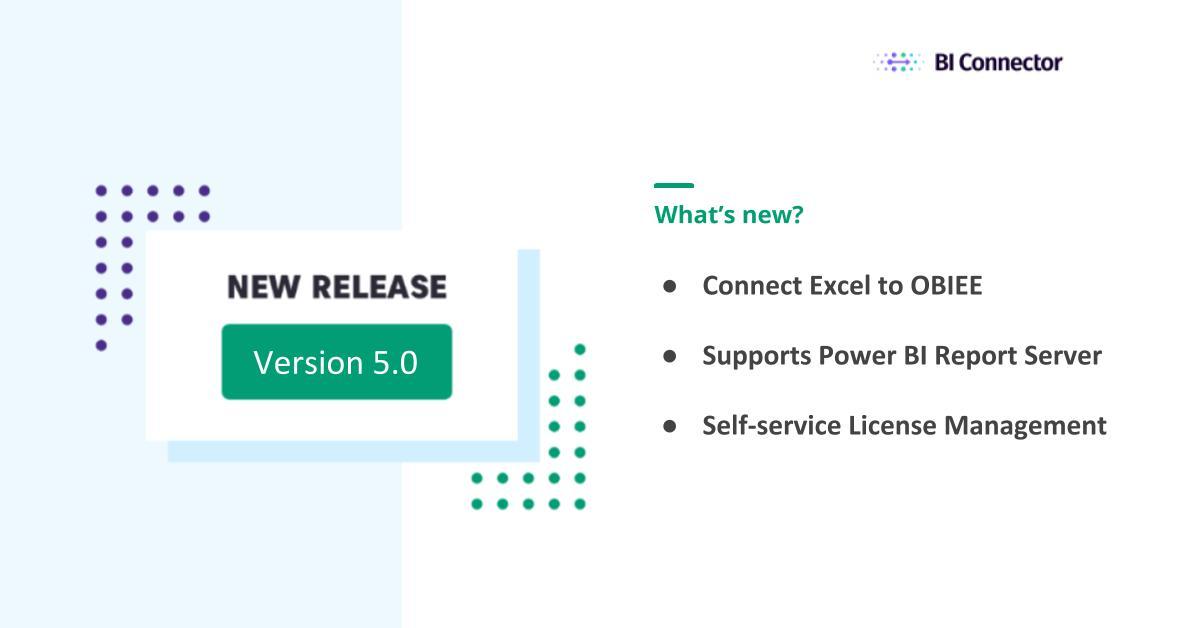 BI Connector Release