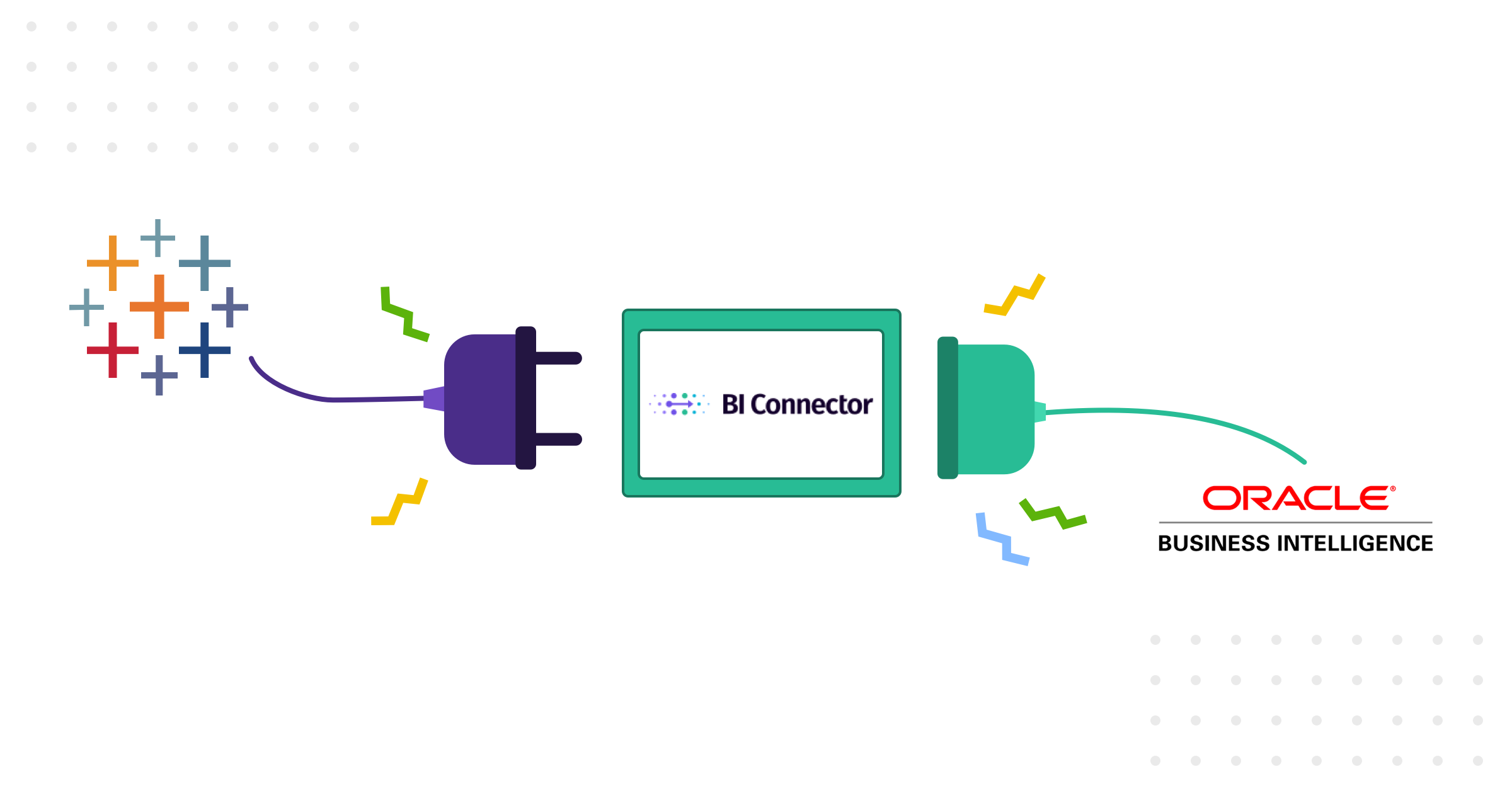 Connect Tableau to OBIEE using BI Connector