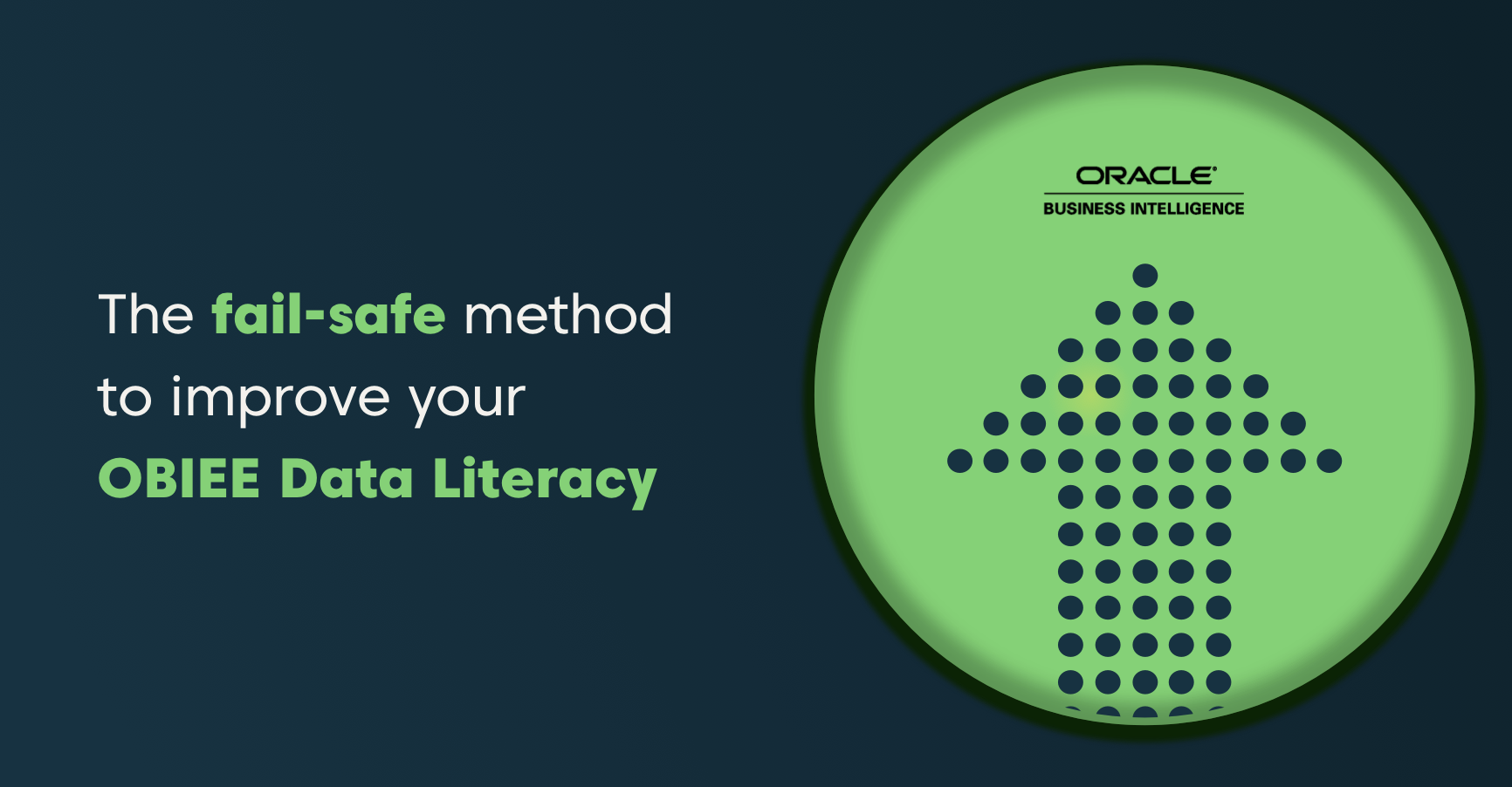 OBIEE data literacy