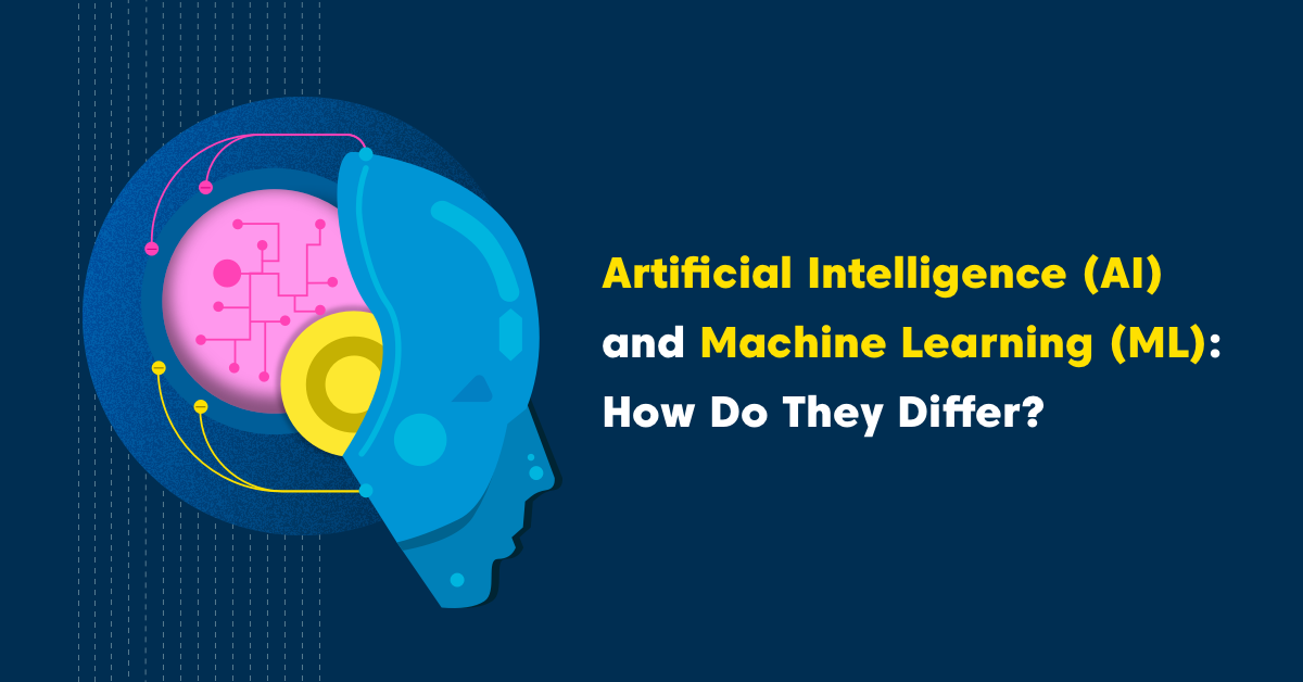 Artificial Intelligence AI and Machine Learning ML Differences