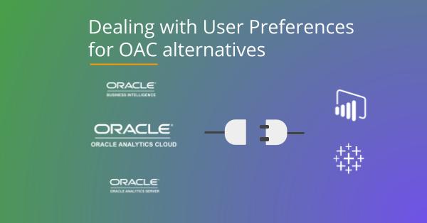 OAC-alternatives