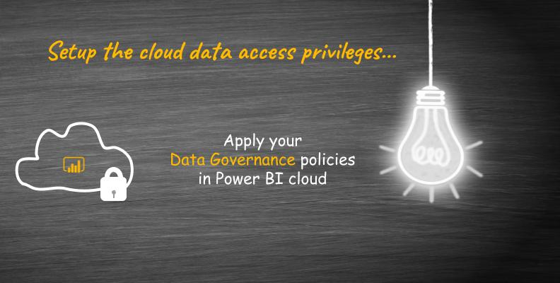 Data Governance for Power BI cloud